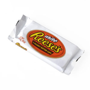 White reeses chocolate