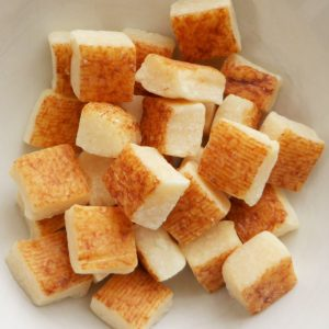 Coconut toastie sweets