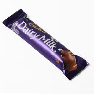 Dairy milk chocolate bar