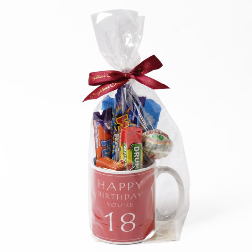 18 sweet mug