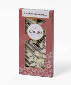 Cherry bakewell chocolate