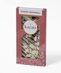 Cherry bakewell chocolate