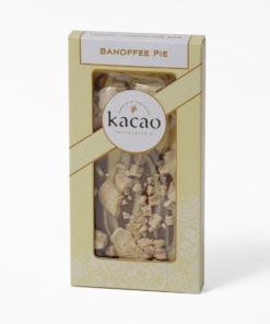 Banoffee pie chocolate
