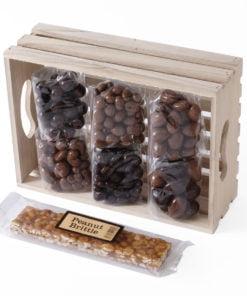 Nut lover chocolate hamper