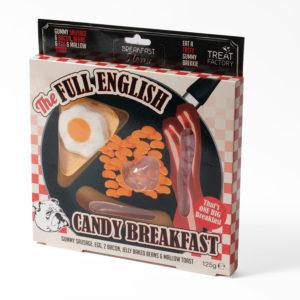 English breakfast sweets