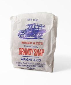 Brandy snap