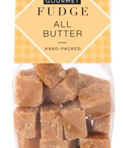 All butter fudge