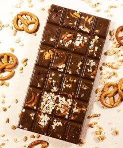 Peanut pretzel chocolate