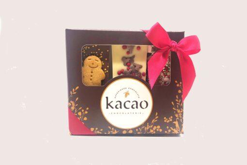 Christmas chocolate collection